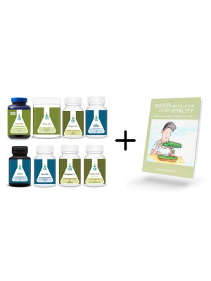 Holistic Detox Programme with Book