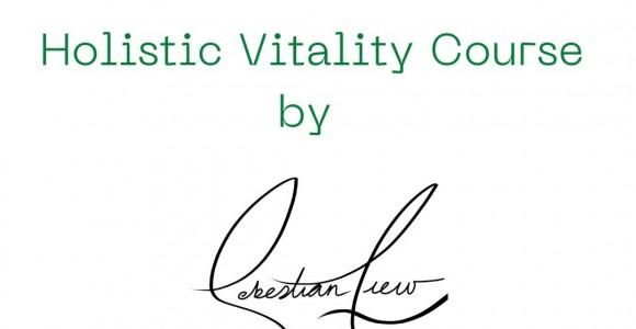 Holistic Vitality Fest, 17 July 2021, Seminar (virtual)